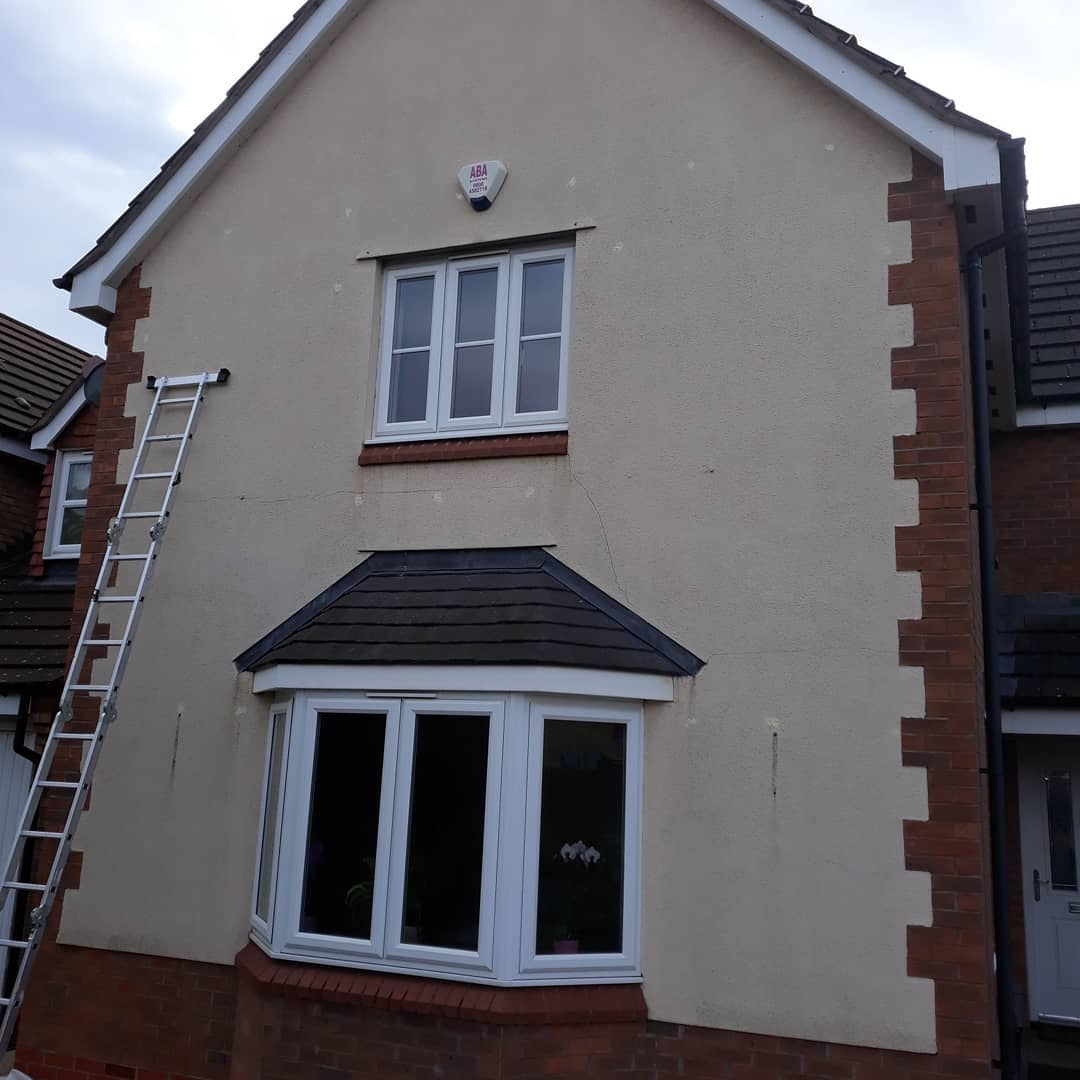 Exterior house painters West Midlands near me projects…