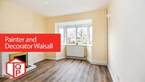 Painter and Decorator Walsall